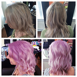 Color & Cut - Before and After