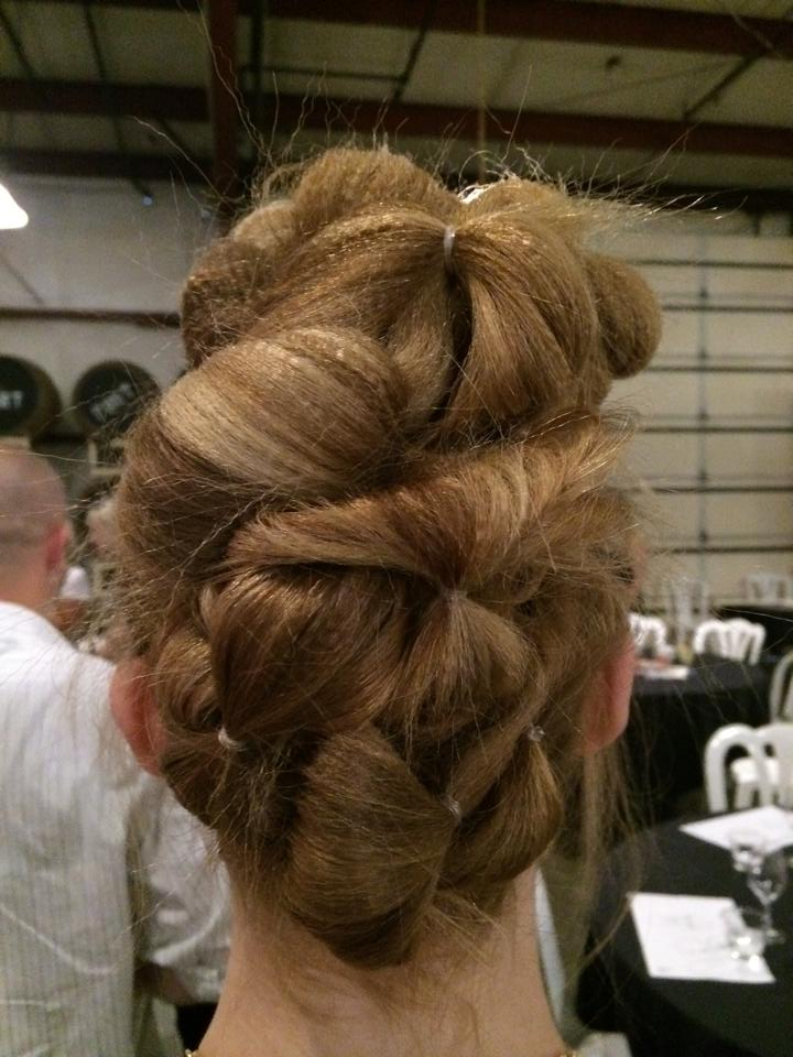 Back of Updo