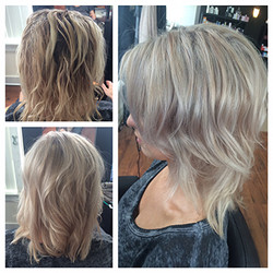 Style & Color - Before and After