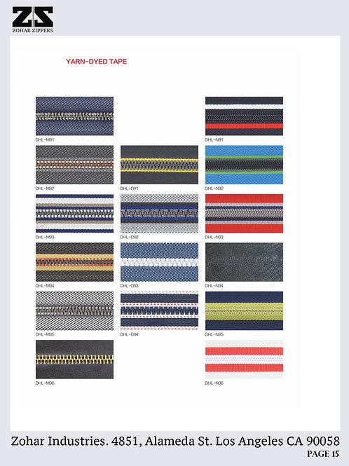Yarn Dyed Type