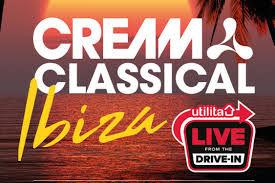 CREAM CLASSICAL - DRIVE IN