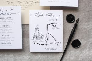 How to Budget for Custom Wedding Invitations