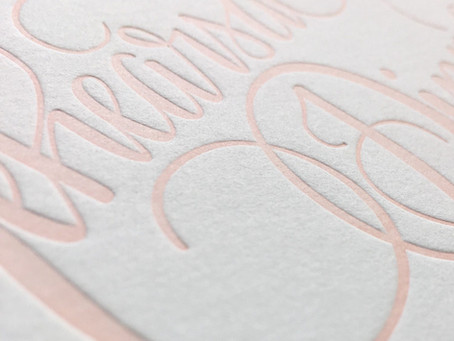 Wedding Invitation Printing Methods