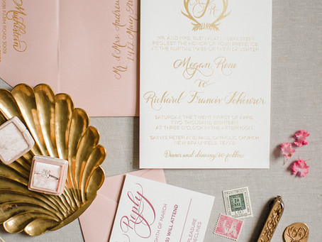 Wondering what custom wedding invitations cost?