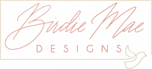 COMING SOON: An all new look for Birdie Mae Designs!