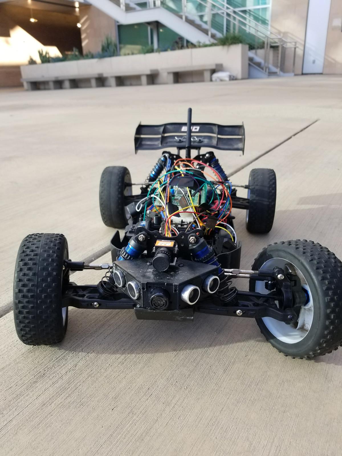 Smart RC Car