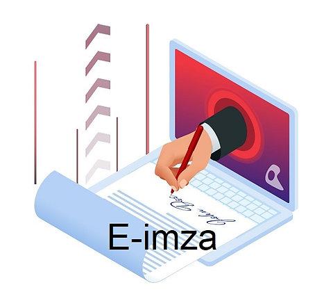 E-imza