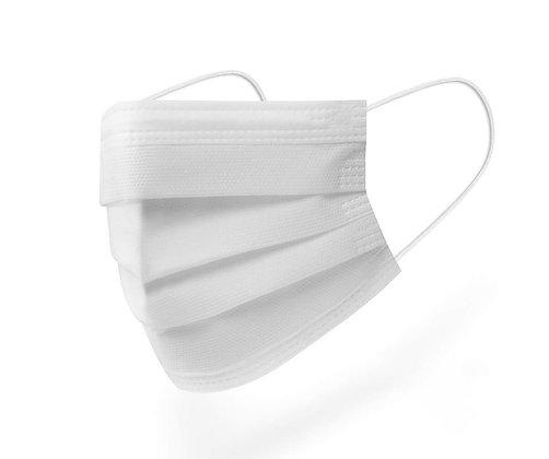 3 katlı, telli, meltblown maske (50 adet)