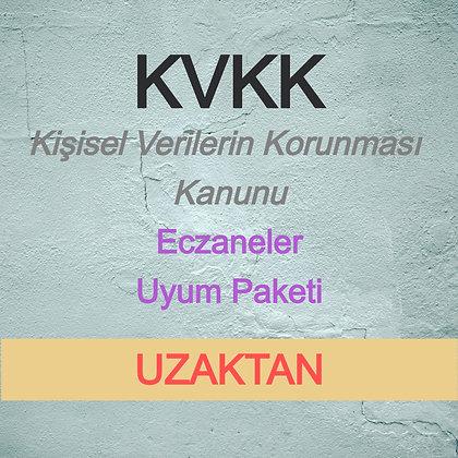 Eczaneler KVKK  Paket (UZAKTAN) - V3.0
