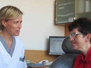 Aan de telefoon met Joke Duyck: 'Een goede mondgezondheid is cruciaal om gezond te blijven'
