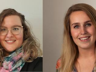 Op bezoek bij Tanita Nijmeijer (Zorgstichting 't Heem) en Mireille van der Linde (Infozorg)