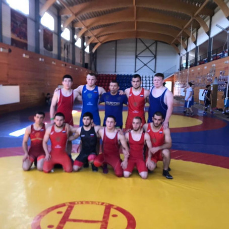 Свердловские спортсмены выступят на Первенстве Европы 2021