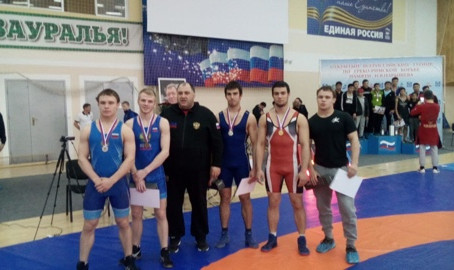 Екатеринбургские спортсмены вернулись с наградами