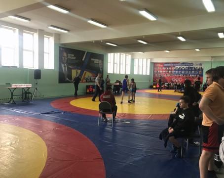 Городские соревнования прошли в субботу в Екатеринбурге