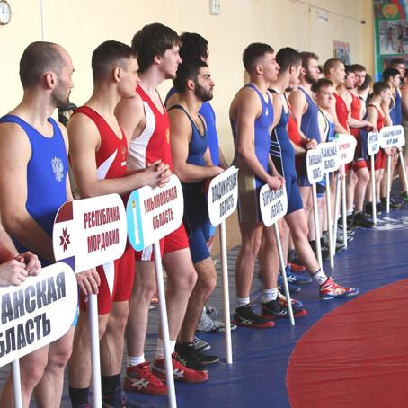 Чемпионат России по спорту глухих (греко-римская борьба)