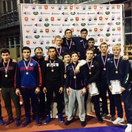 В первенстве УрФО среди юниоров на счету команды из Свердловской области 14 медалей