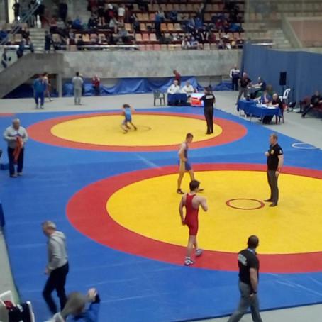 Спортсмены Свердловской области отправятся на первенство России в г.Владимир
