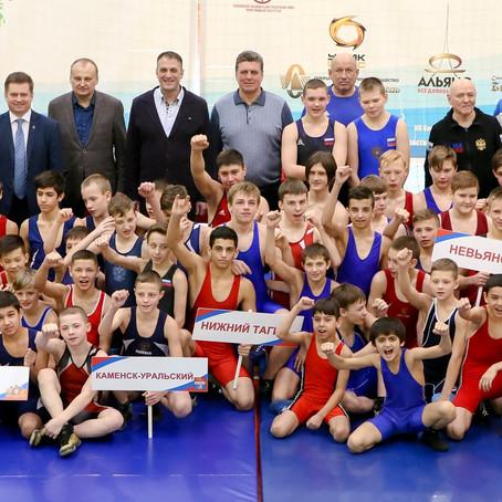 Наши спортсмены готовятся к первенству УрФО в Магнитогорске