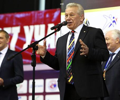 Поздравляем Чебоксарова Владимира Васильевича!