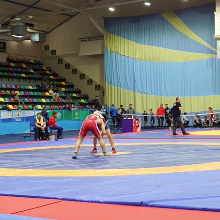 Екатеринбургские спортсмены вернулись с Всероссийского турнира с достойными наградами