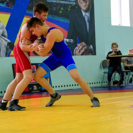 Первенство Екатеринбурга по греко-римской борьбе