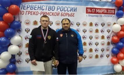 Поздравляем Уральских борцов!
