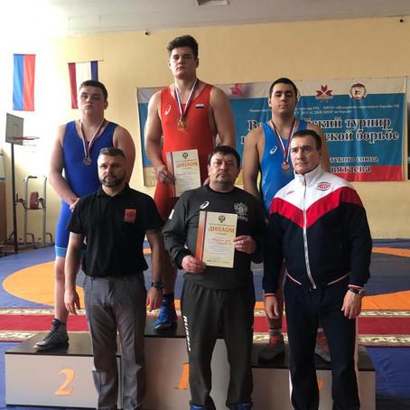 Сохарев Данил - победитель Первенства России