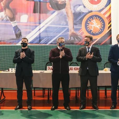 В Екатеринбурге завершился 33-й всероссийский турнир