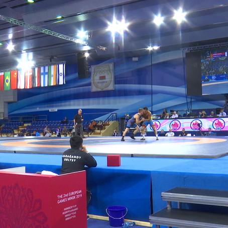 Бронза Свердловского спортсмена в международном турнире