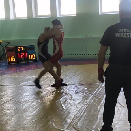 Первенства г.Екатеринбурга по греко-римской борьбе
