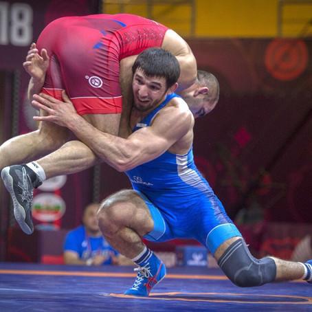 Оздоев Бекхан выступит на Европейских играх