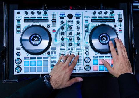 Sol Productions DJ Table
