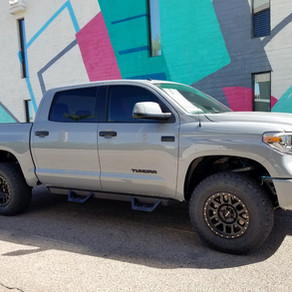 2018 Toyota Tundra TRD