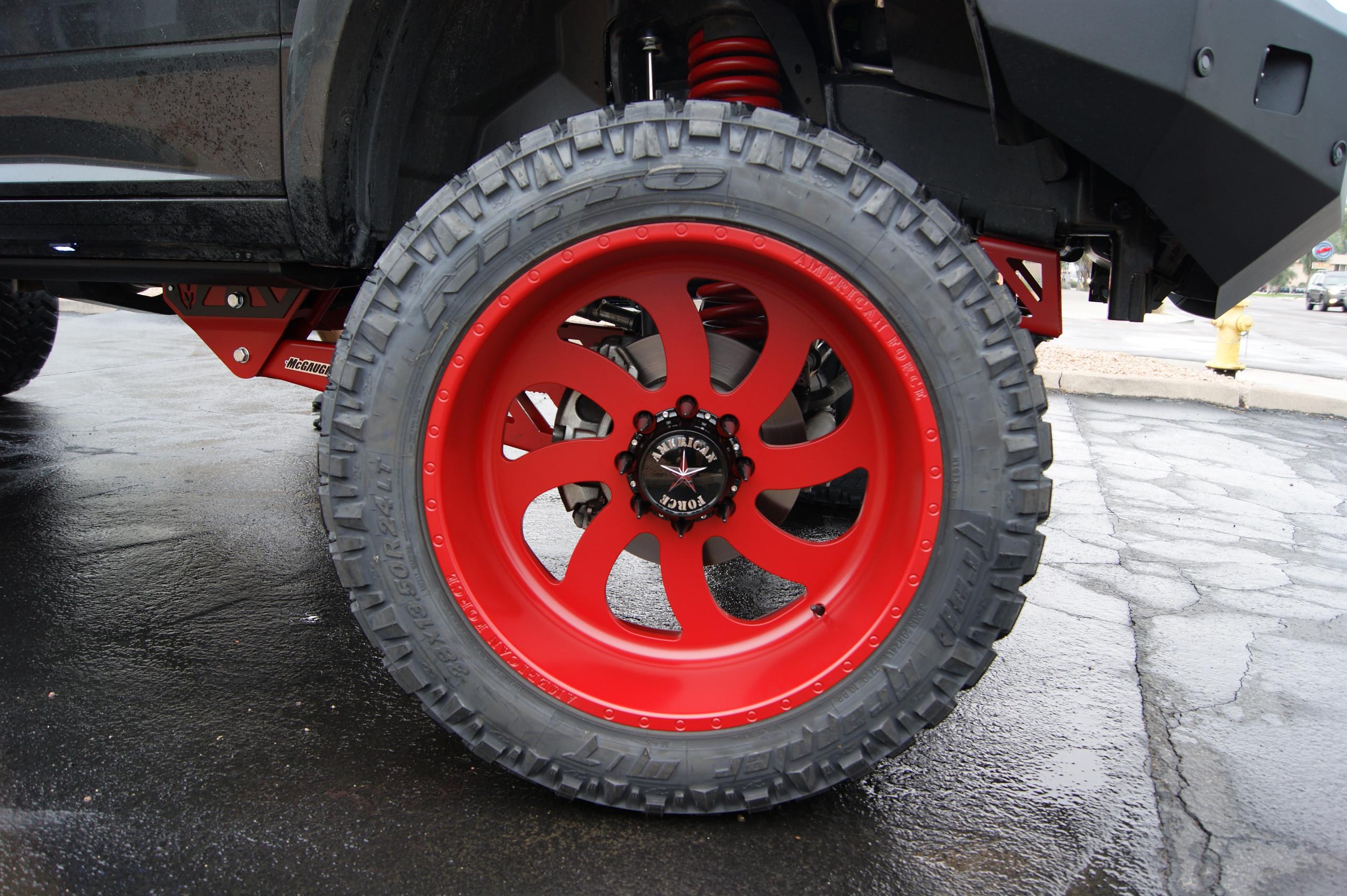 2015 Dodge RAM 2500 HD 4WD Megacab