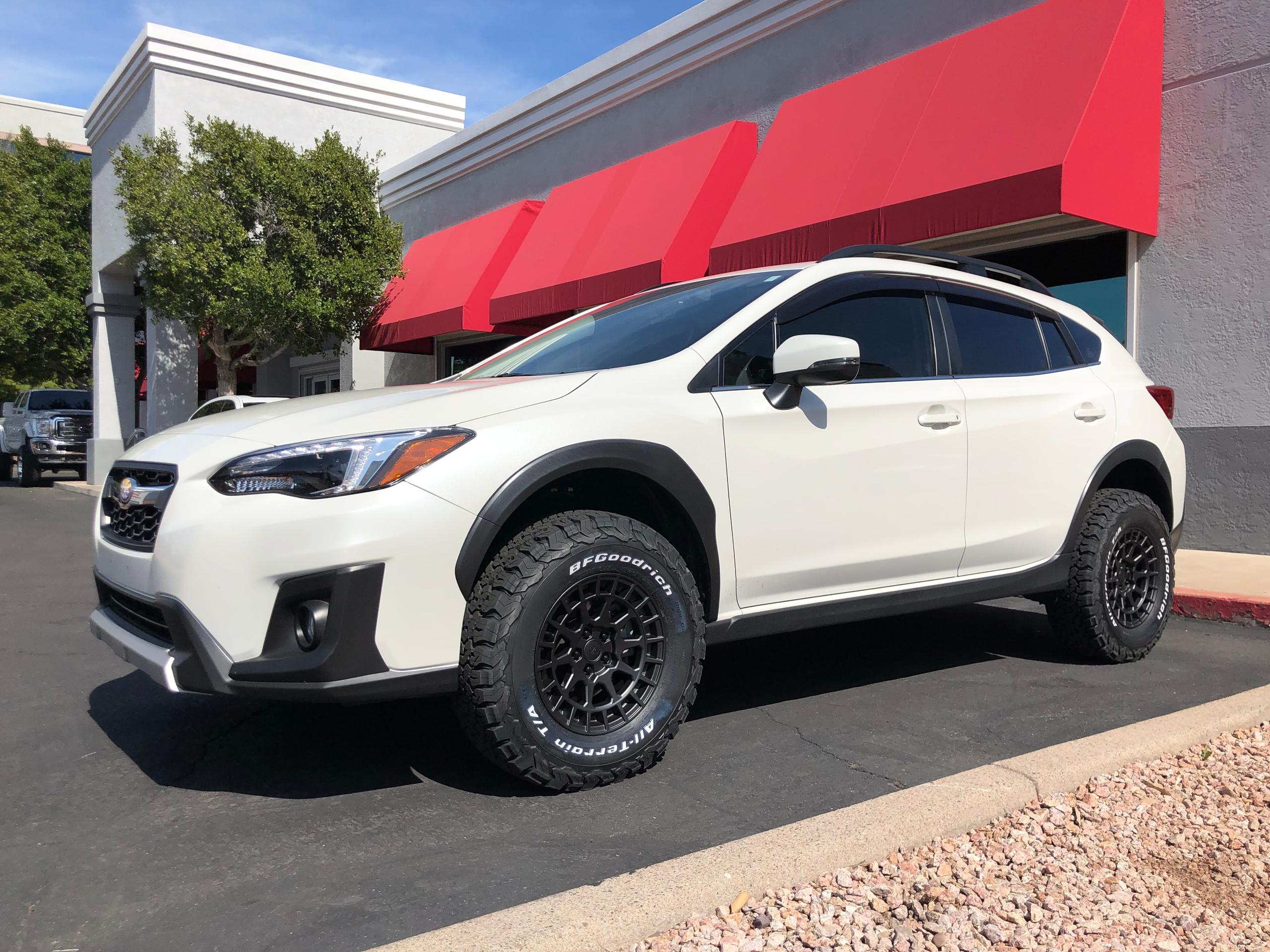 2018 Subaru Crosstrex