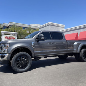 2021 Ford F-450 Dually
