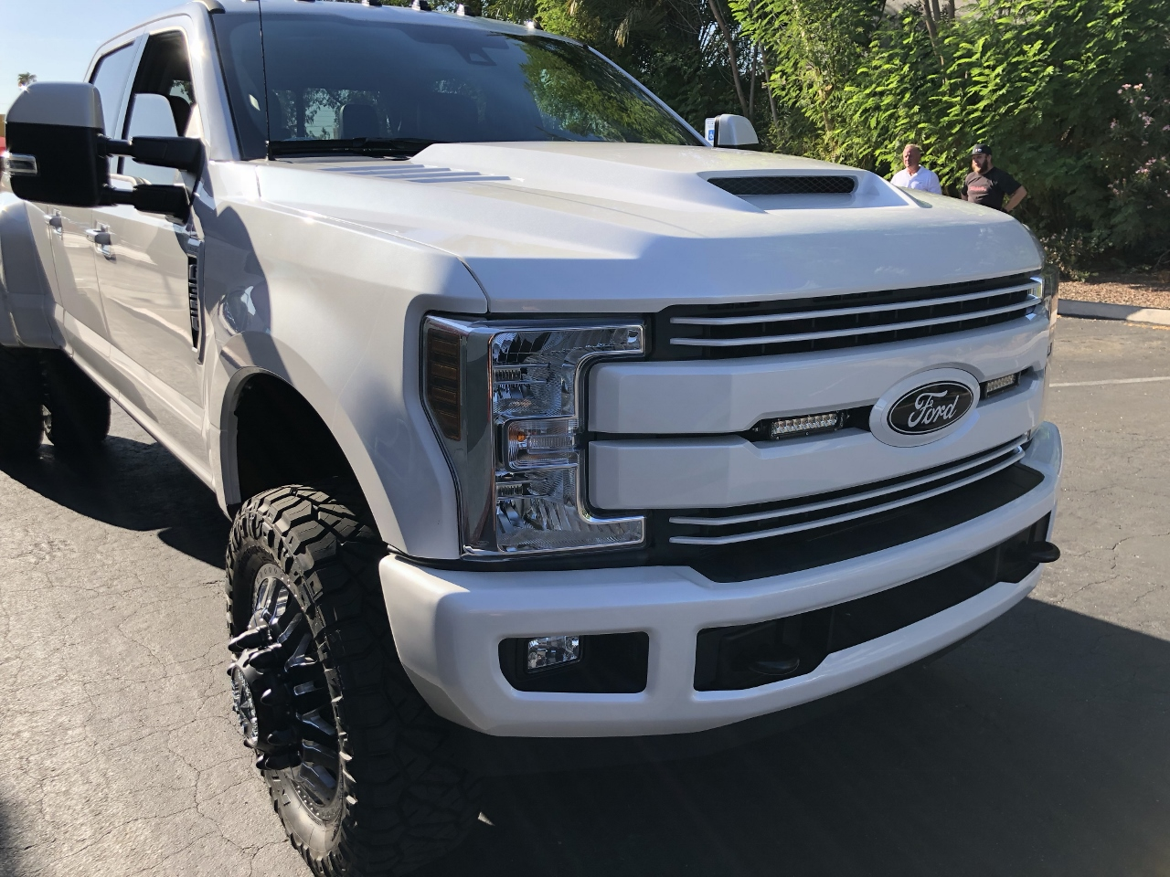 2018 Ford F350 Dually
