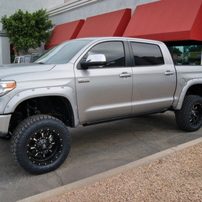 2015 Toyota Tundra Platinum Silver