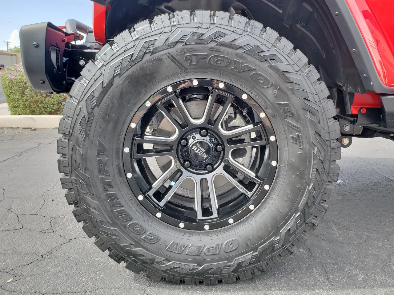 2018 Jeep Wrangler JLU Rubicon