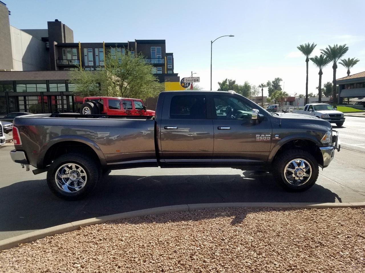 2016 Dodge Ram 3500 Dually