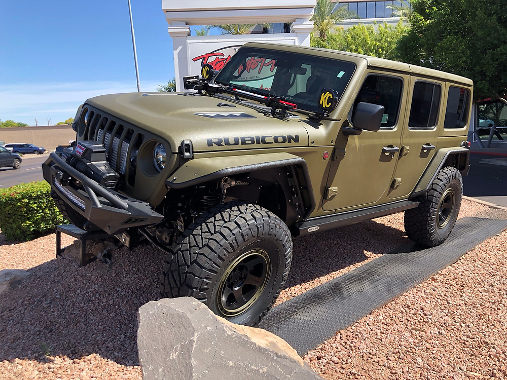 2019 Jeep Wrangler JL Unlimited