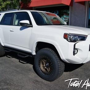 2016 Toyota 4Runner White