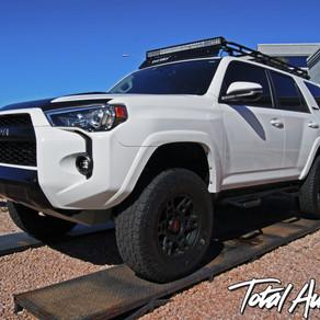 2014 Toyota 4Runner TRD Pro White