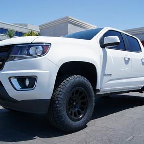 2016 Chevrolet Colorado White