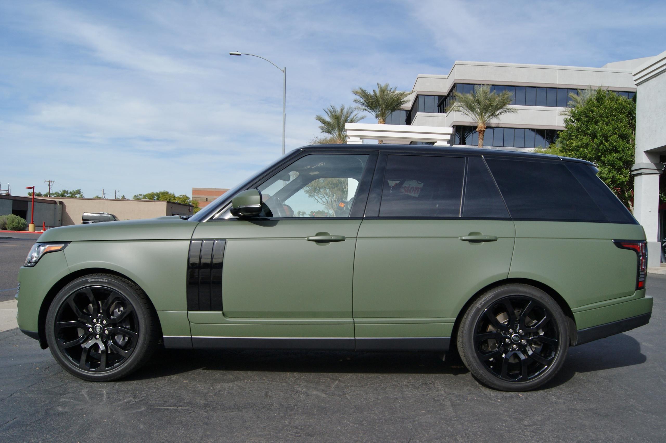 2016 Range Rover