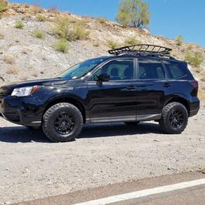 2017 Subaru Forester Black