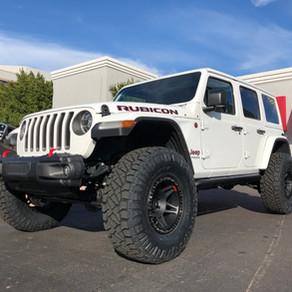 2019 Jeep JL Rubicon