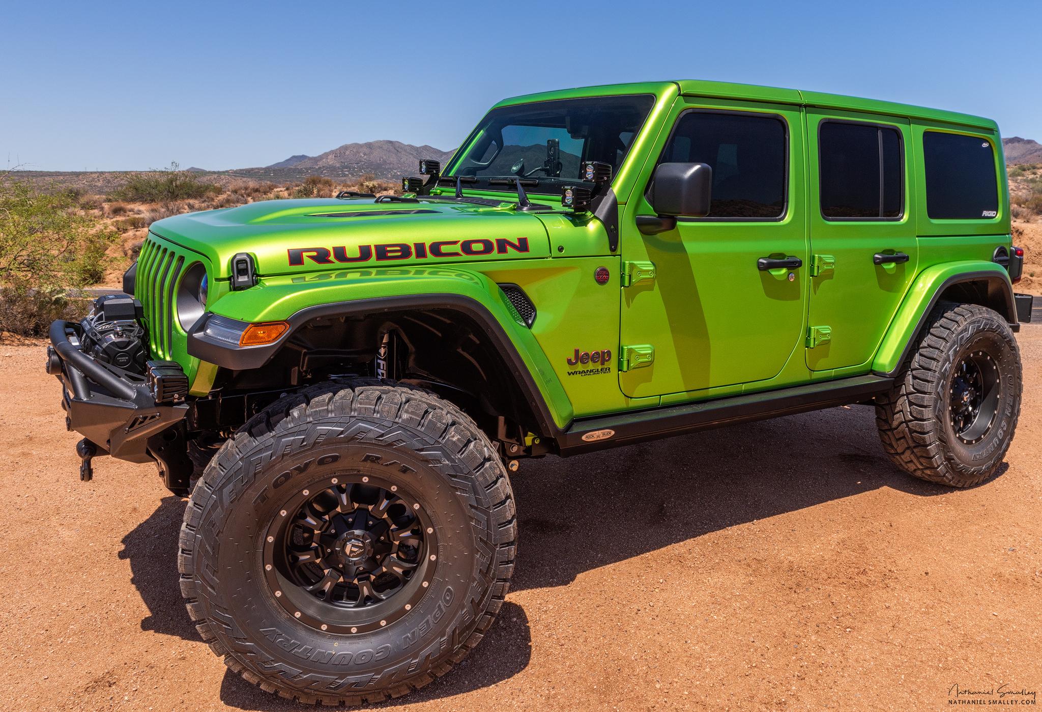2018 Jeep Wrangler Rubicon JL