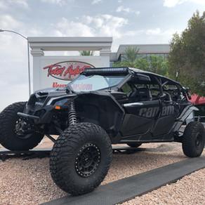 2020 Can-Am X3 Max Triple Black
