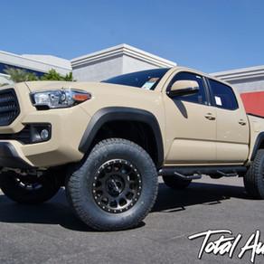 2016 Toyota Tacoma TRD Quicksand